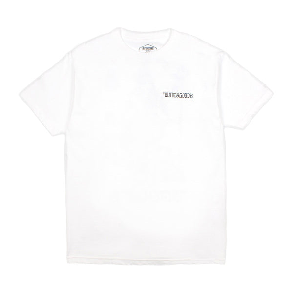 Butter Goods - Kali T-Shirt - White