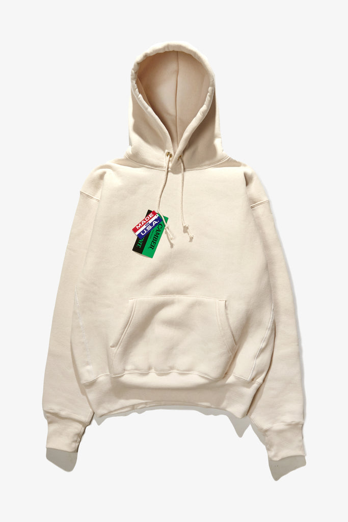 Camber USA - 232 12oz Pullover Hoodie - Natural