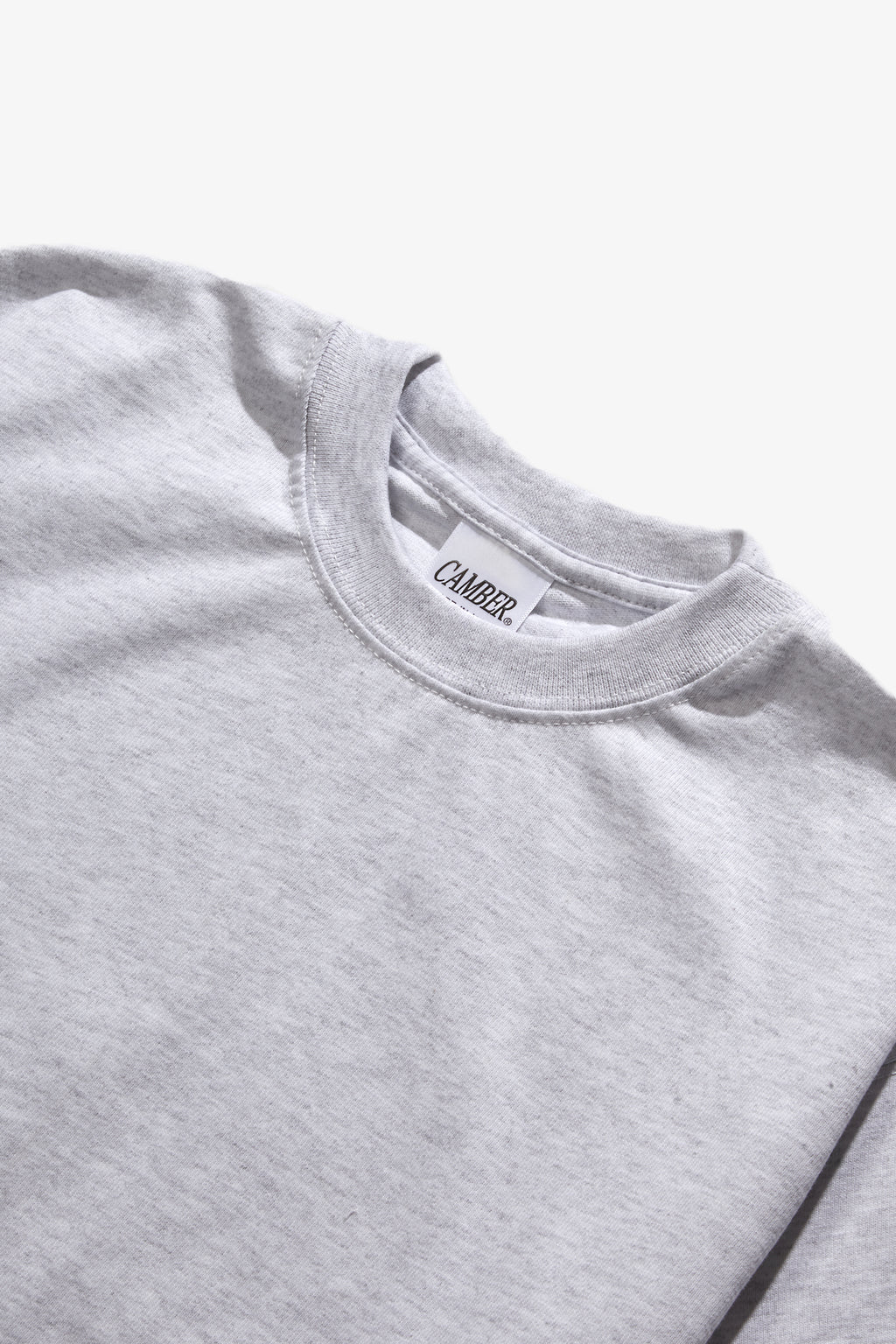 Camber USA - 301 8oz Tee - Ash Grey