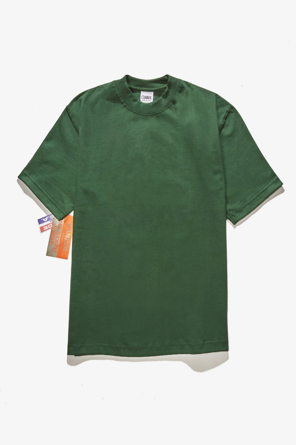 Camber USA - 301 8oz Tee - Forest Green