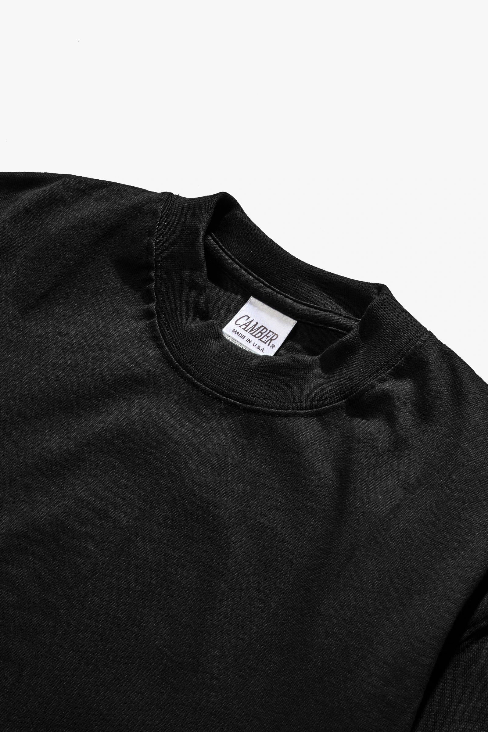 Camber USA - 301 8oz Tee - Black
