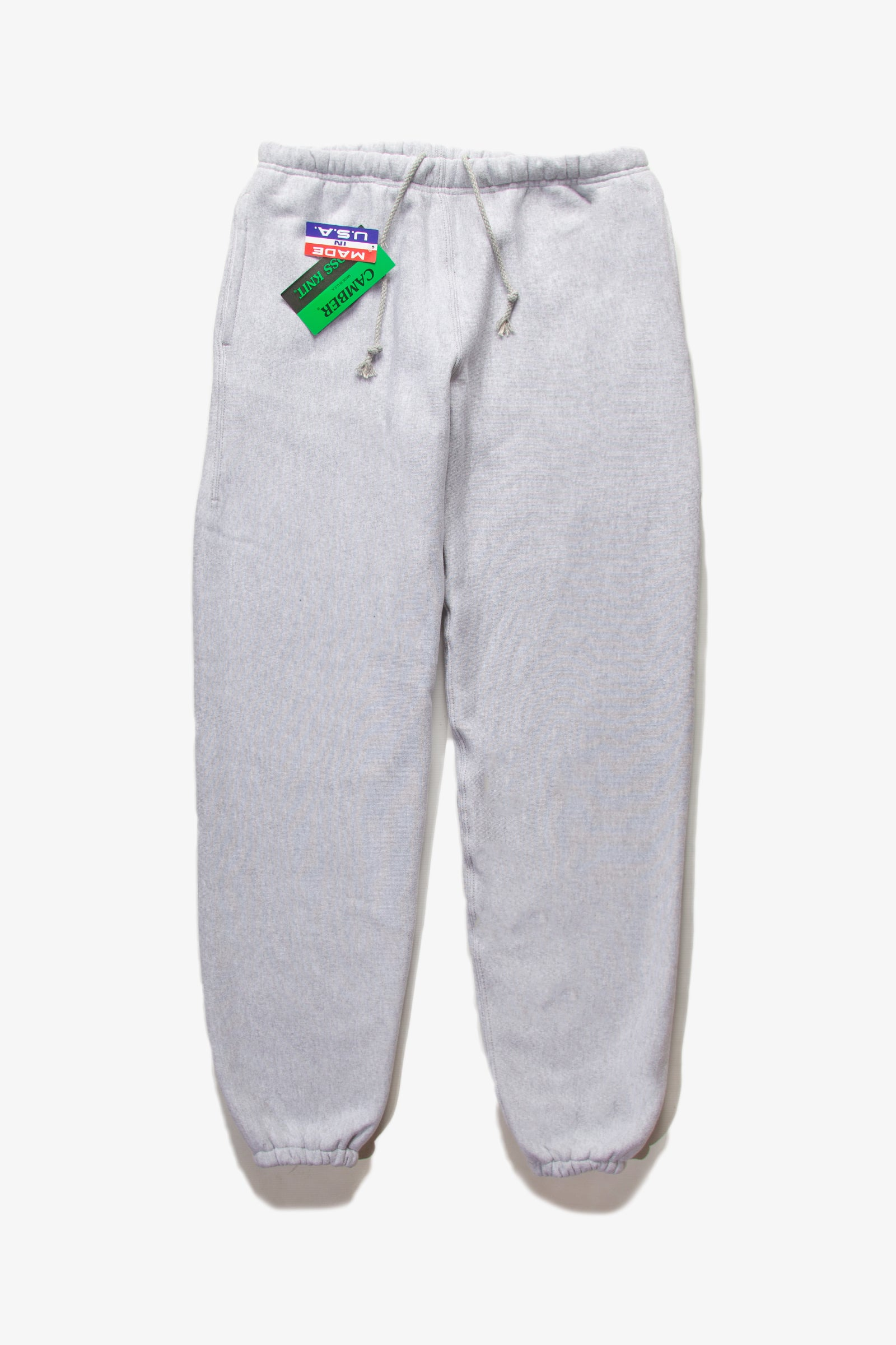 Camber USA - 233 12oz Sweatpants - Ash Grey