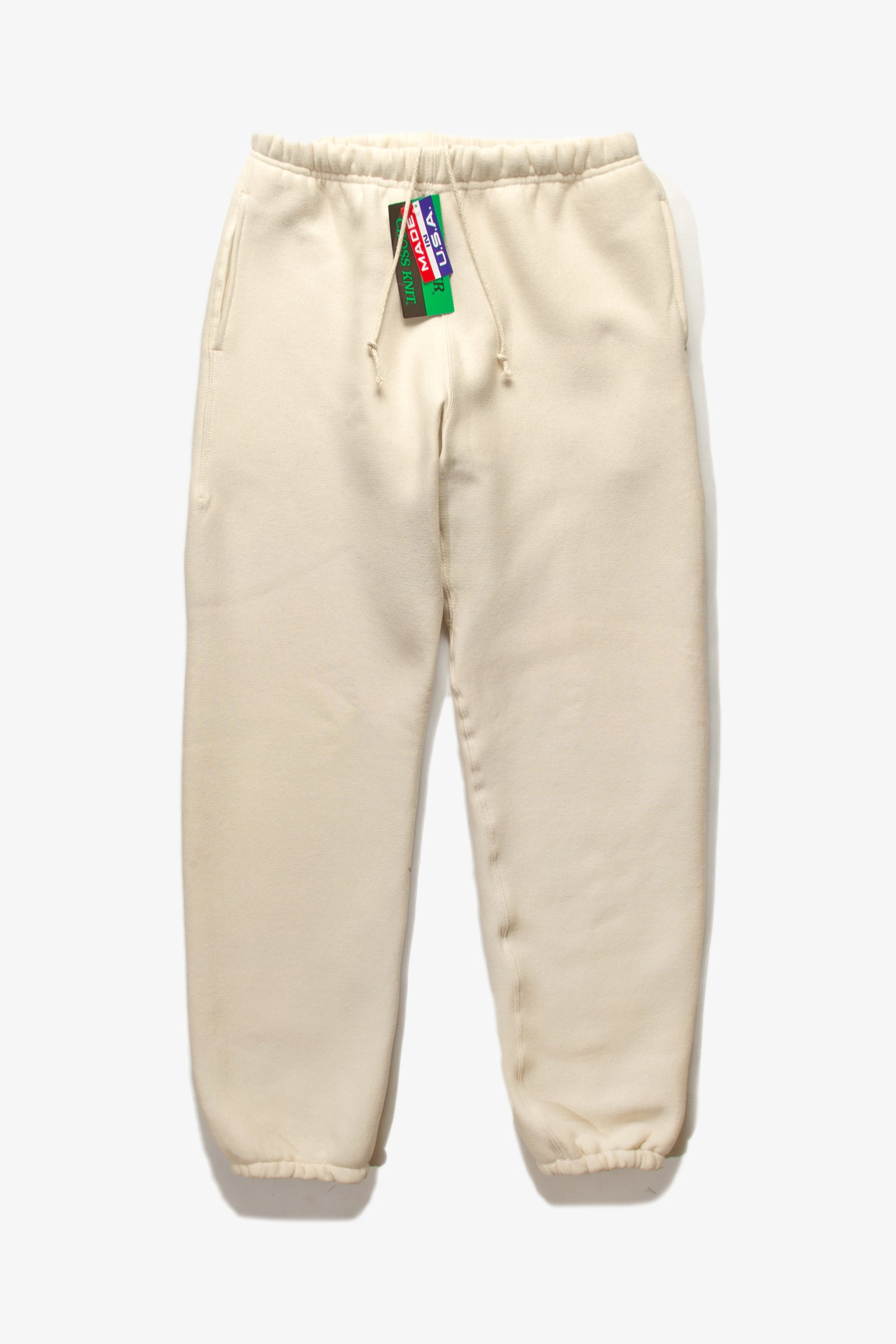 Camber USA - 233 12oz Sweatpants - Natural