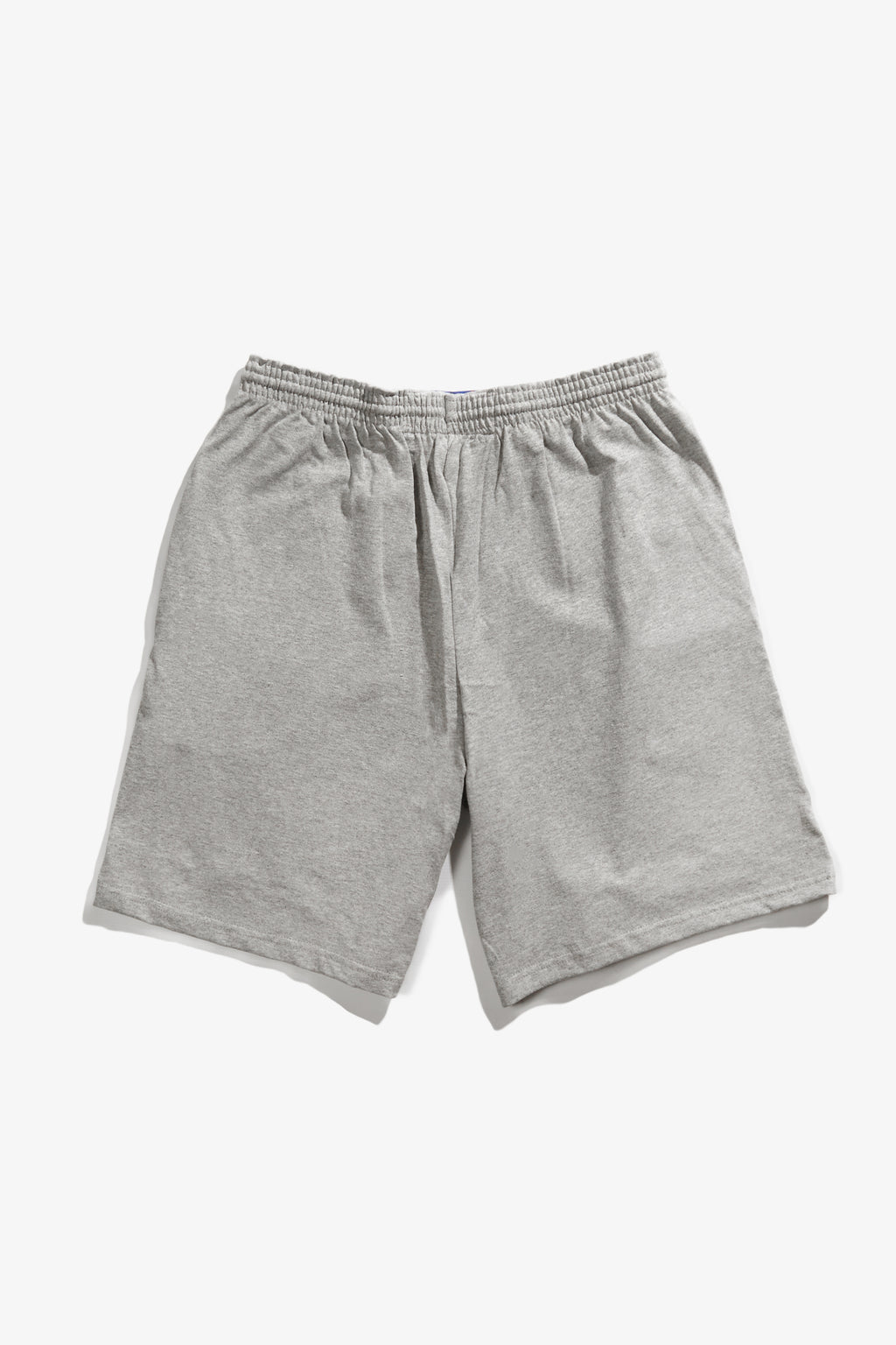 Champion - 8oz Cotton Gym Shorts - Grey