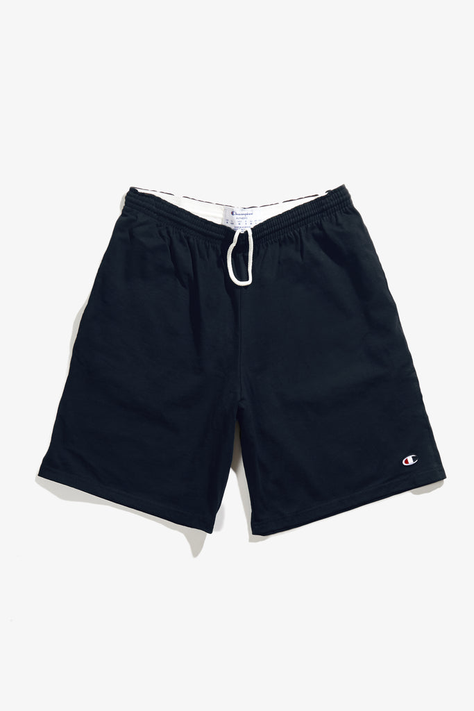 Champion - 8oz Cotton Gym Shorts - Navy