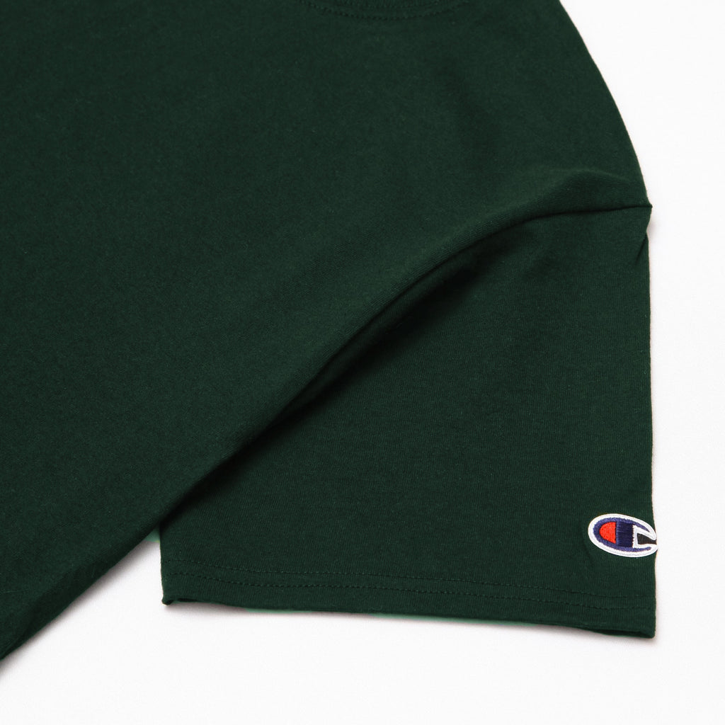 Champion - 6oz Classic T-Shirt - Forest Green