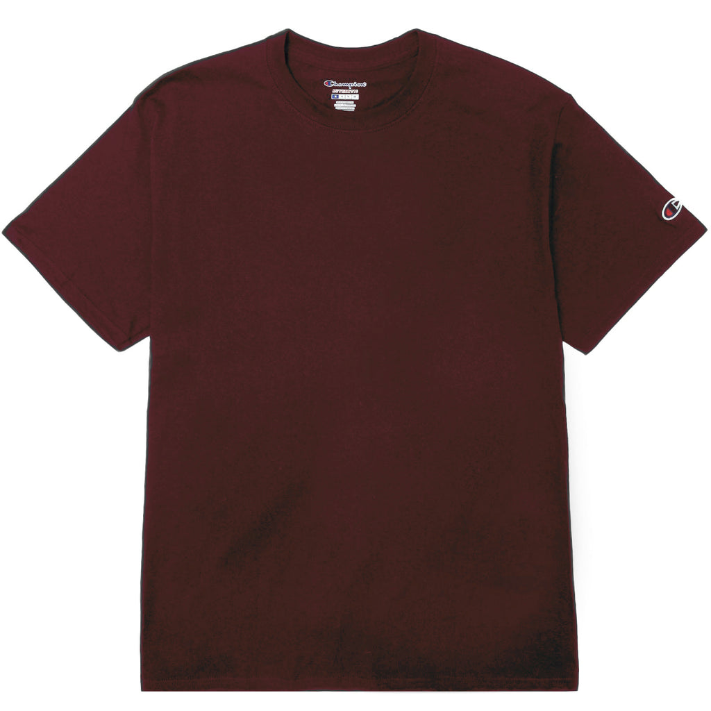 Champion - 6oz Classic T-Shirt - Maroon