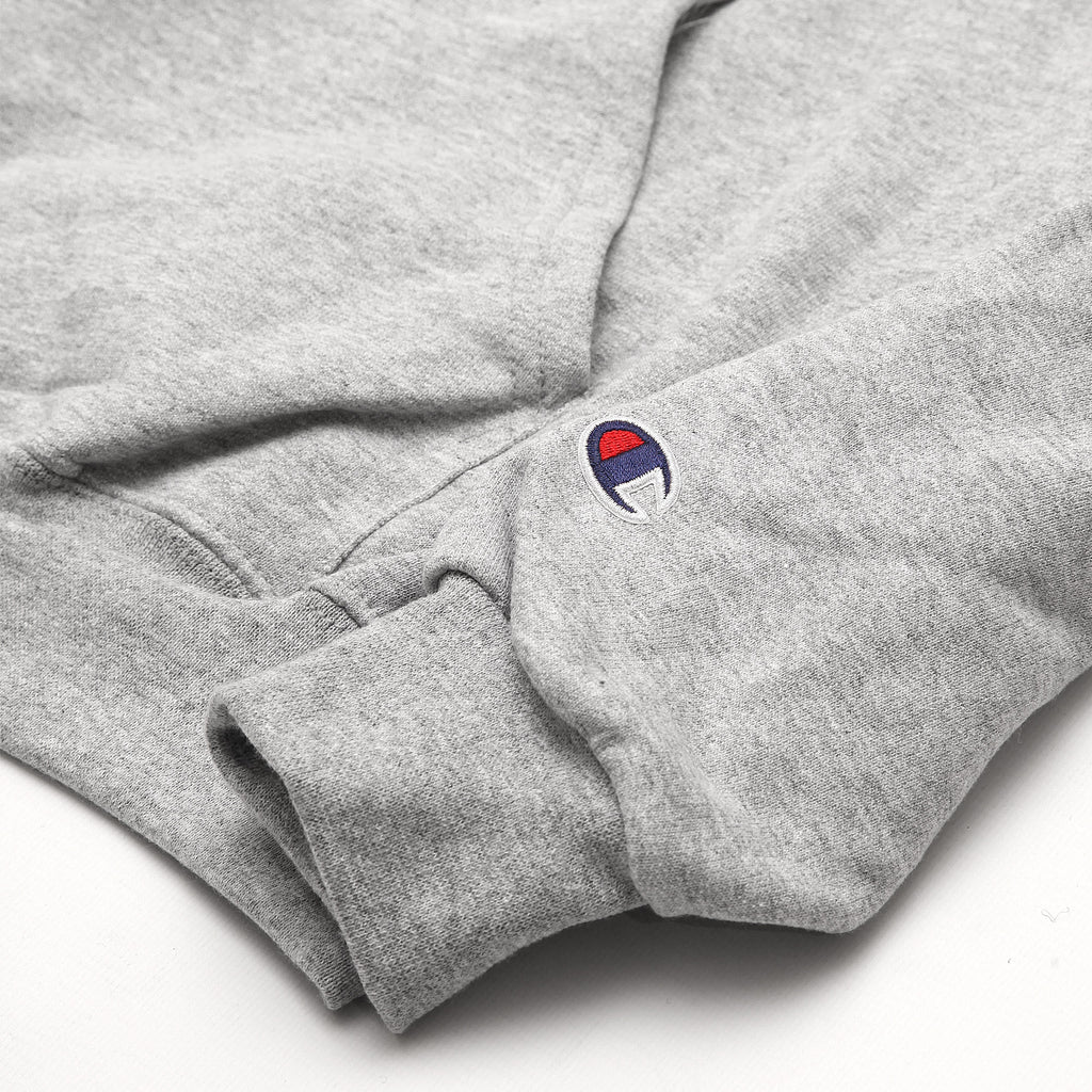 Champion - 9oz Hoodie - Grey Heather