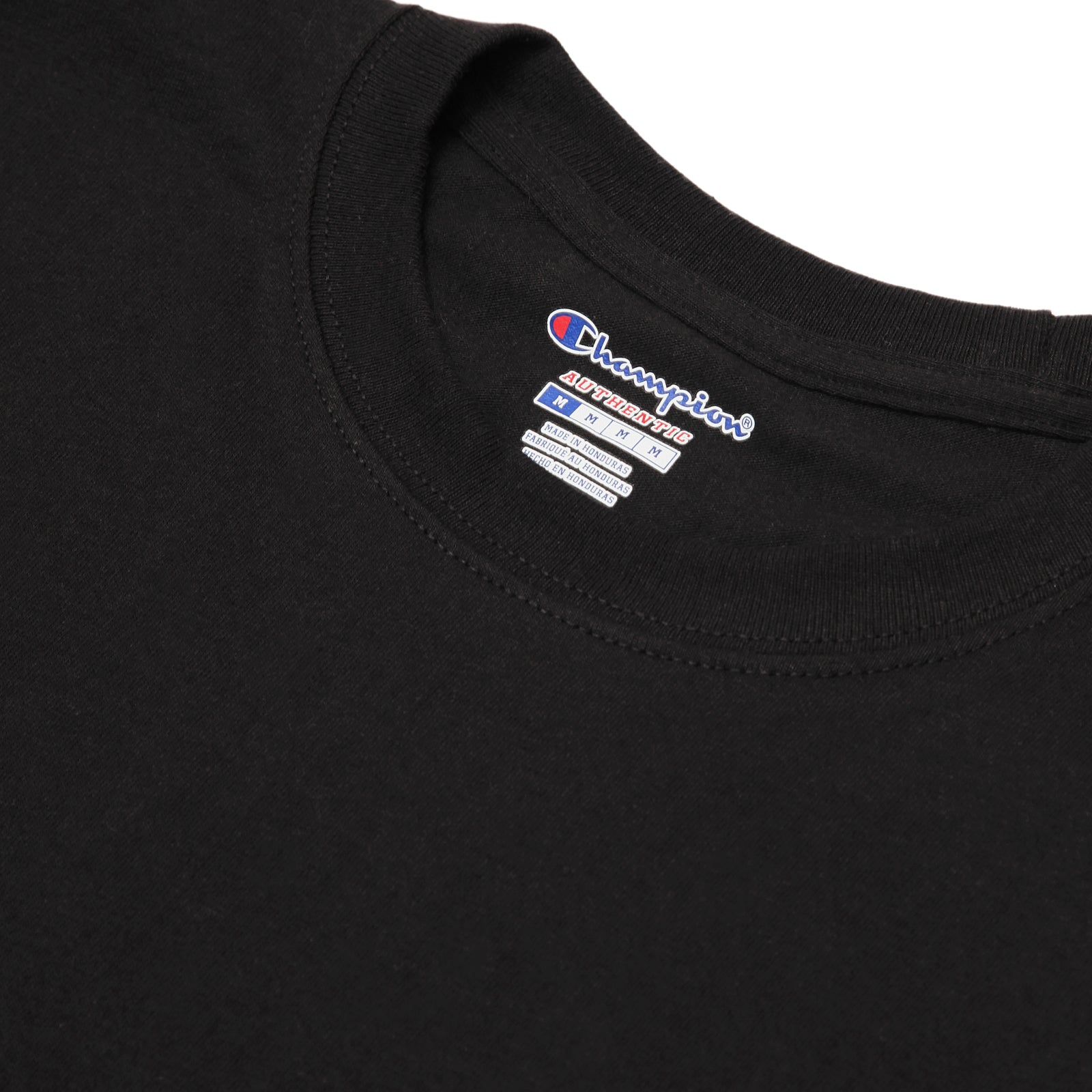 Champion - 6oz Classic T-Shirt - Black