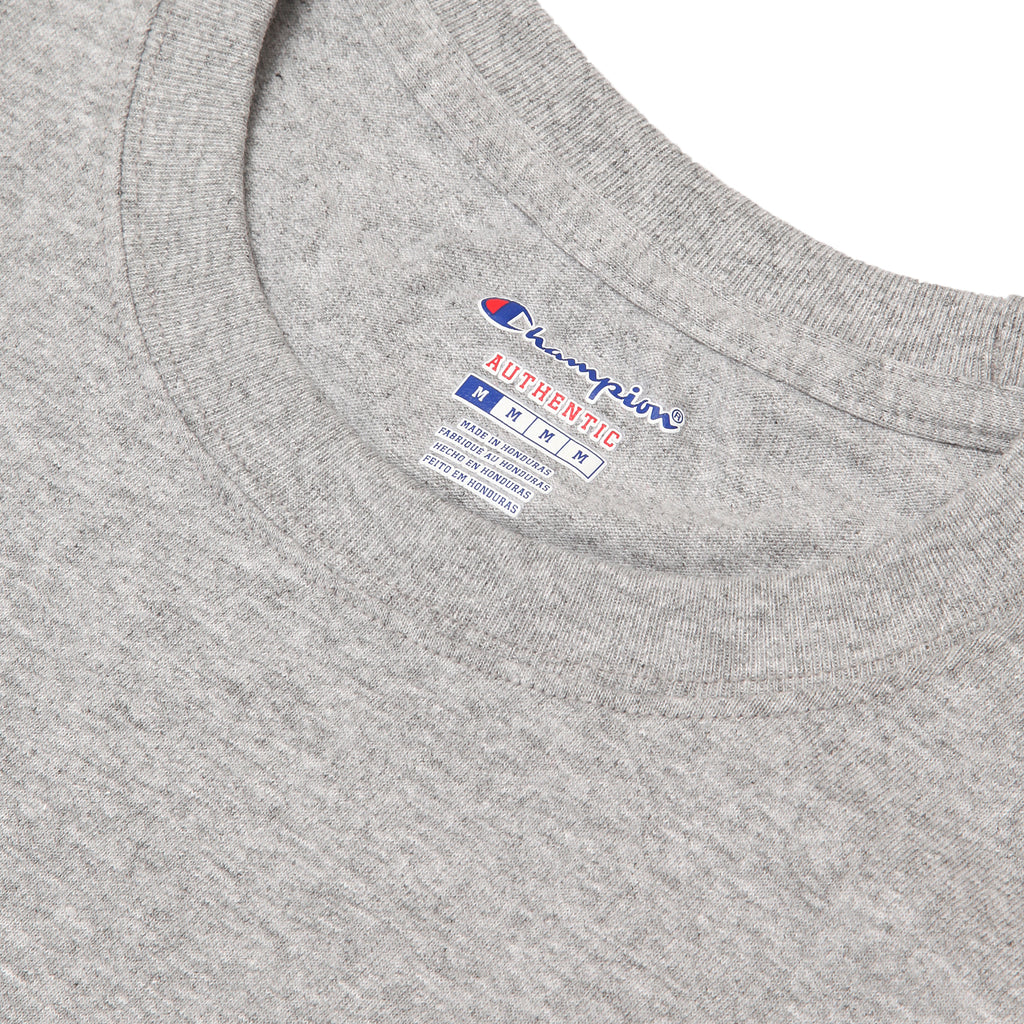 Champion - 6oz Classic T-Shirt - Heather Grey