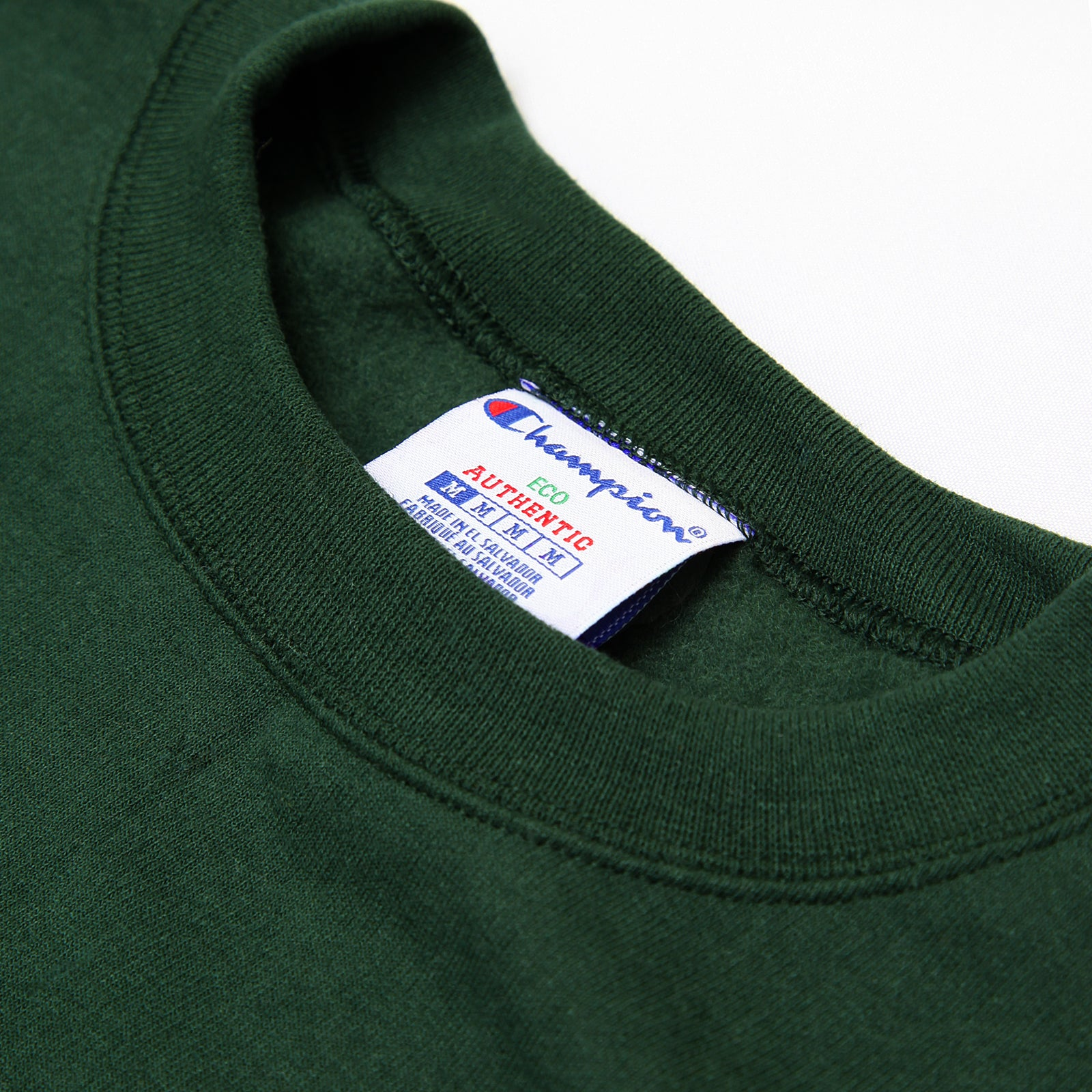 Champion - 9oz Crewneck - Forest Green