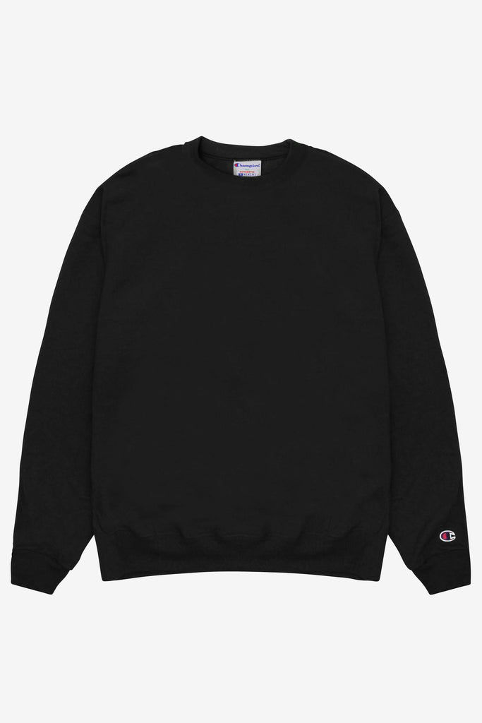 Champion - 9oz Crewneck - Black