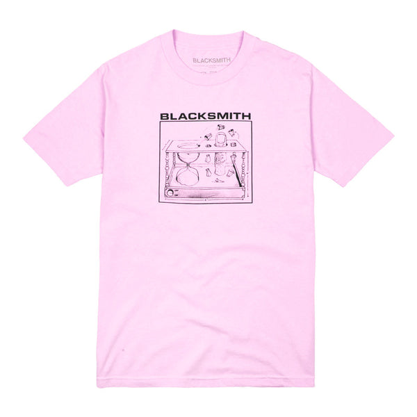 Blacksmith - Clone Tee - Pale Pink