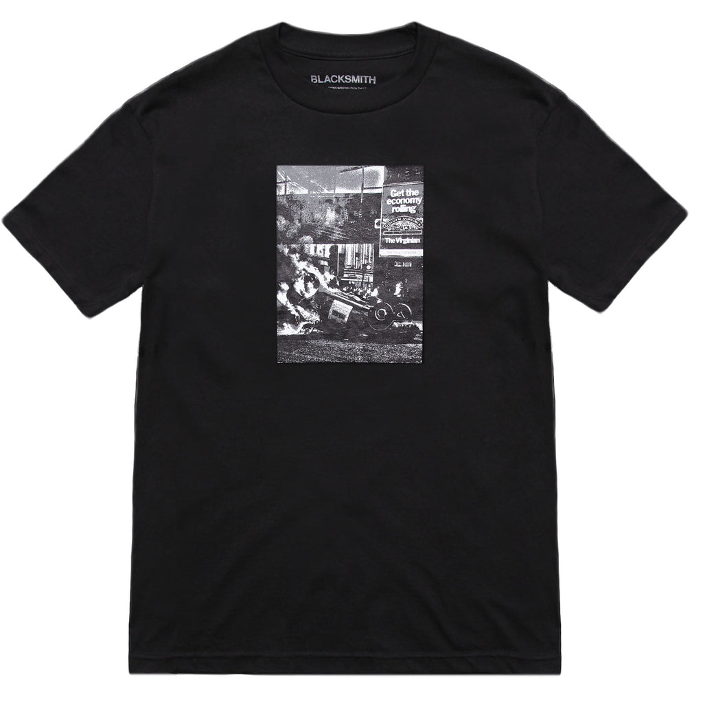 Blacksmith - Compliments Tee - Black