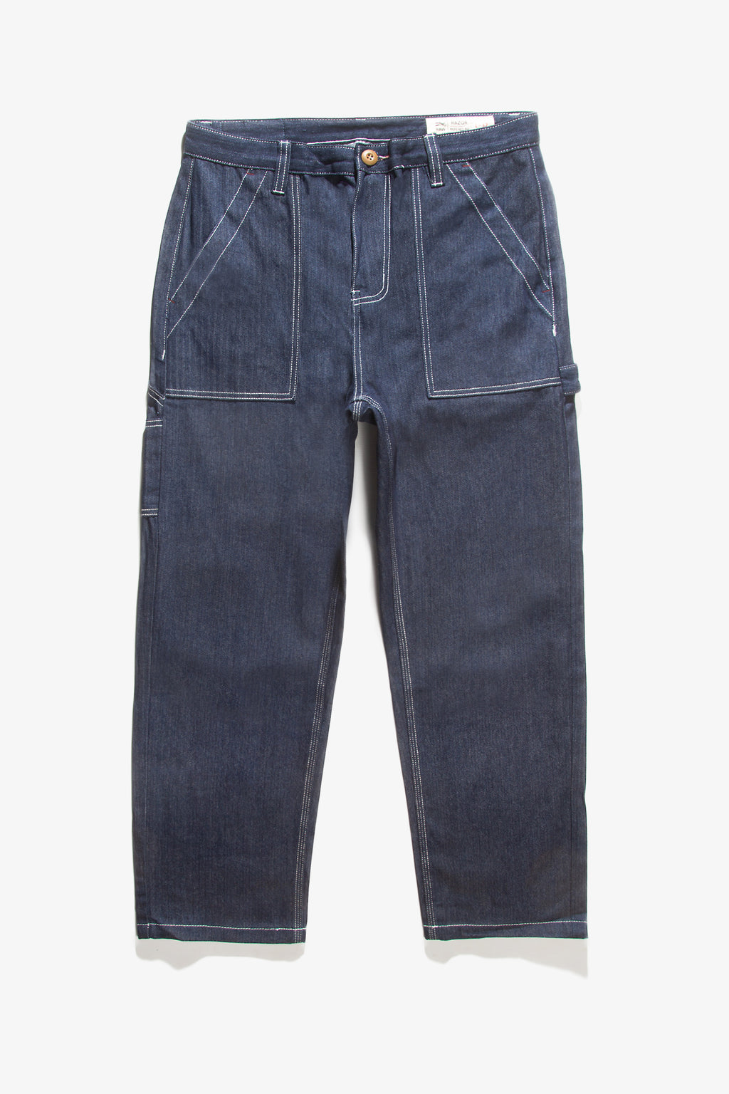 Red Ruggison - Contrast Carpenter Pants - Indigo