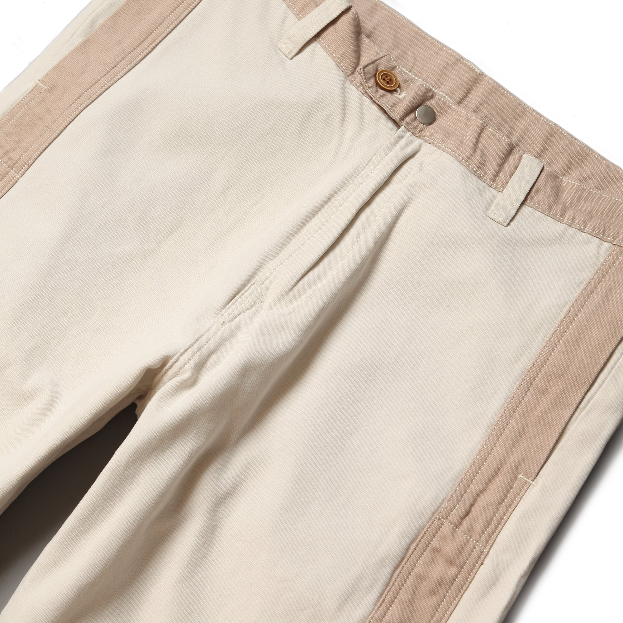 Blacksmith - Twill Easy Pants - Natural