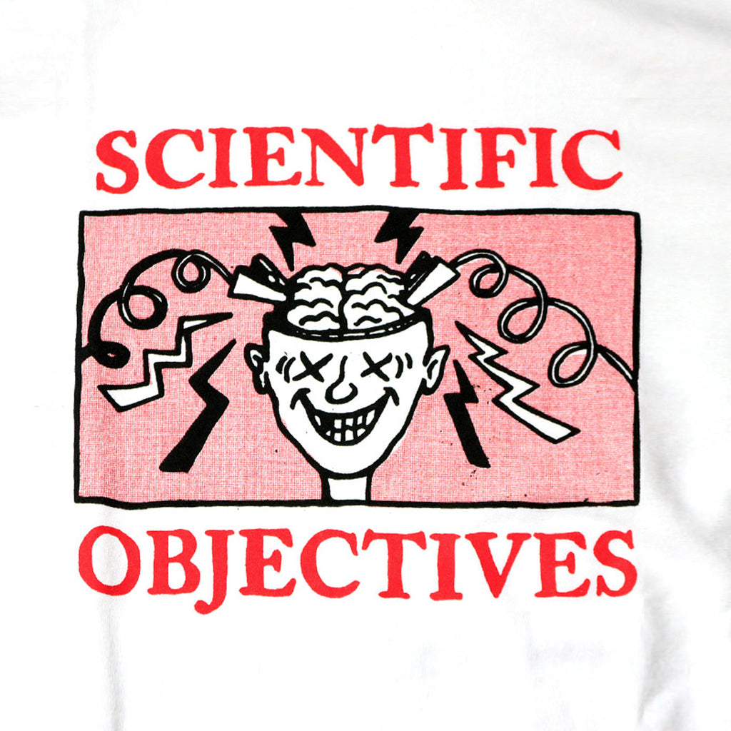 Come Sundown - Scientific Objectives T-Shirt - White