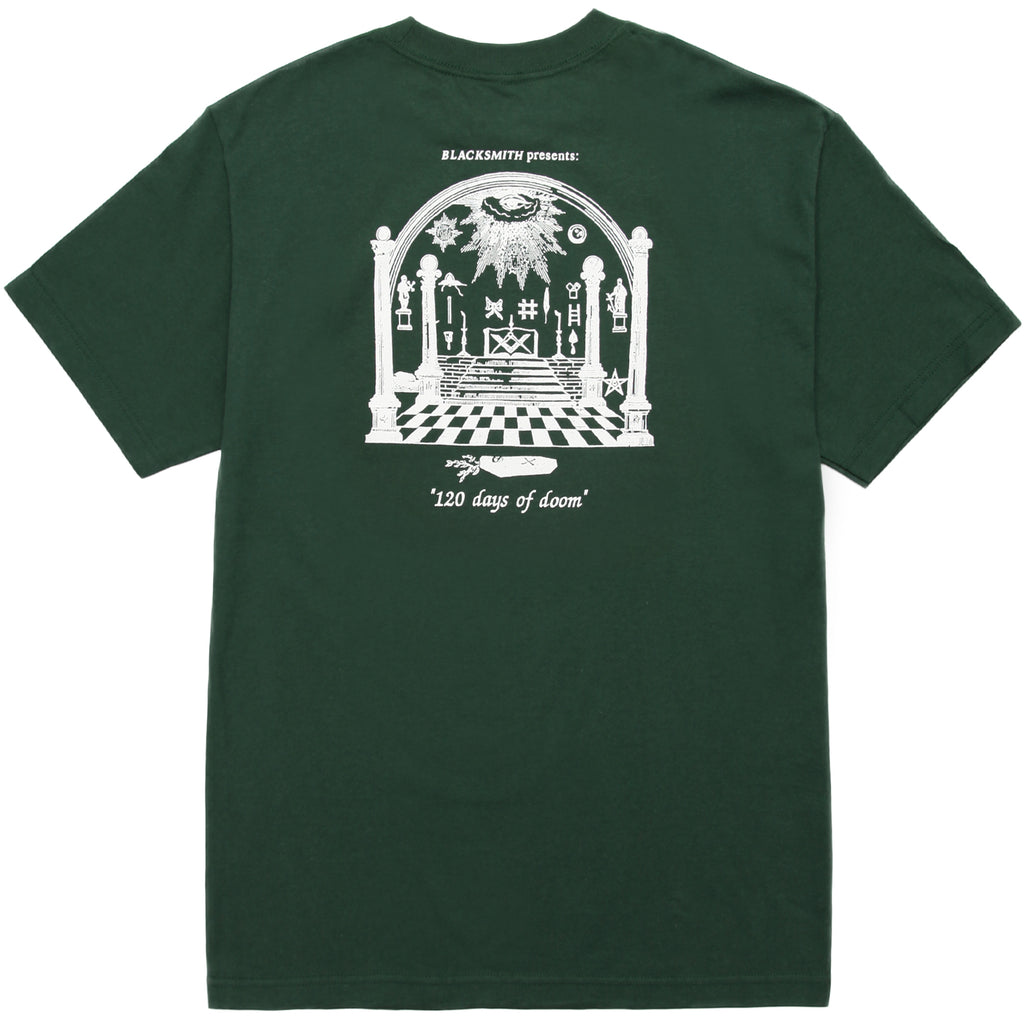 Blacksmith - Doom Tee - Forest Green