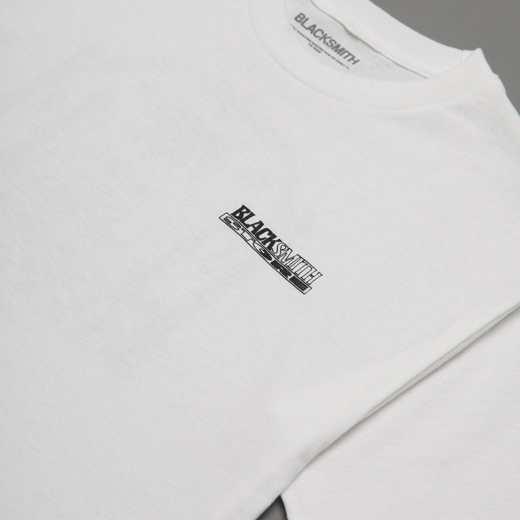 Blacksmith - Doom Tee - White