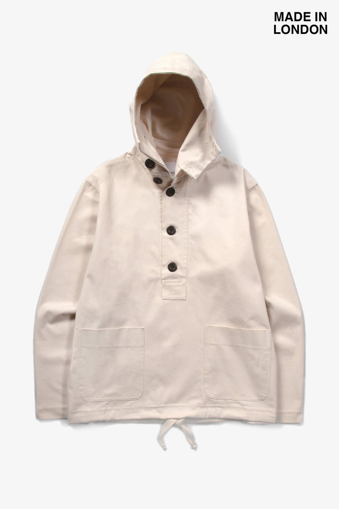 Blacksmith - 001 Canvas Smock - Ecru