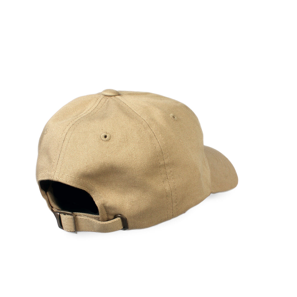 Explorers Press - Vacation Dad Cap - Khaki