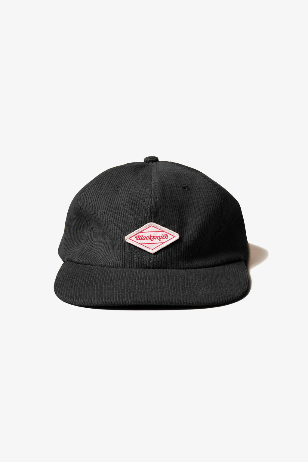 Blacksmith - Corduroy Everyday Cap - Black