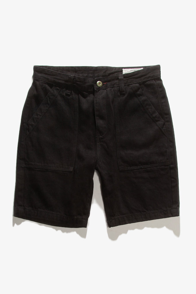 Red Ruggison -  Fatigue Shorts - Black