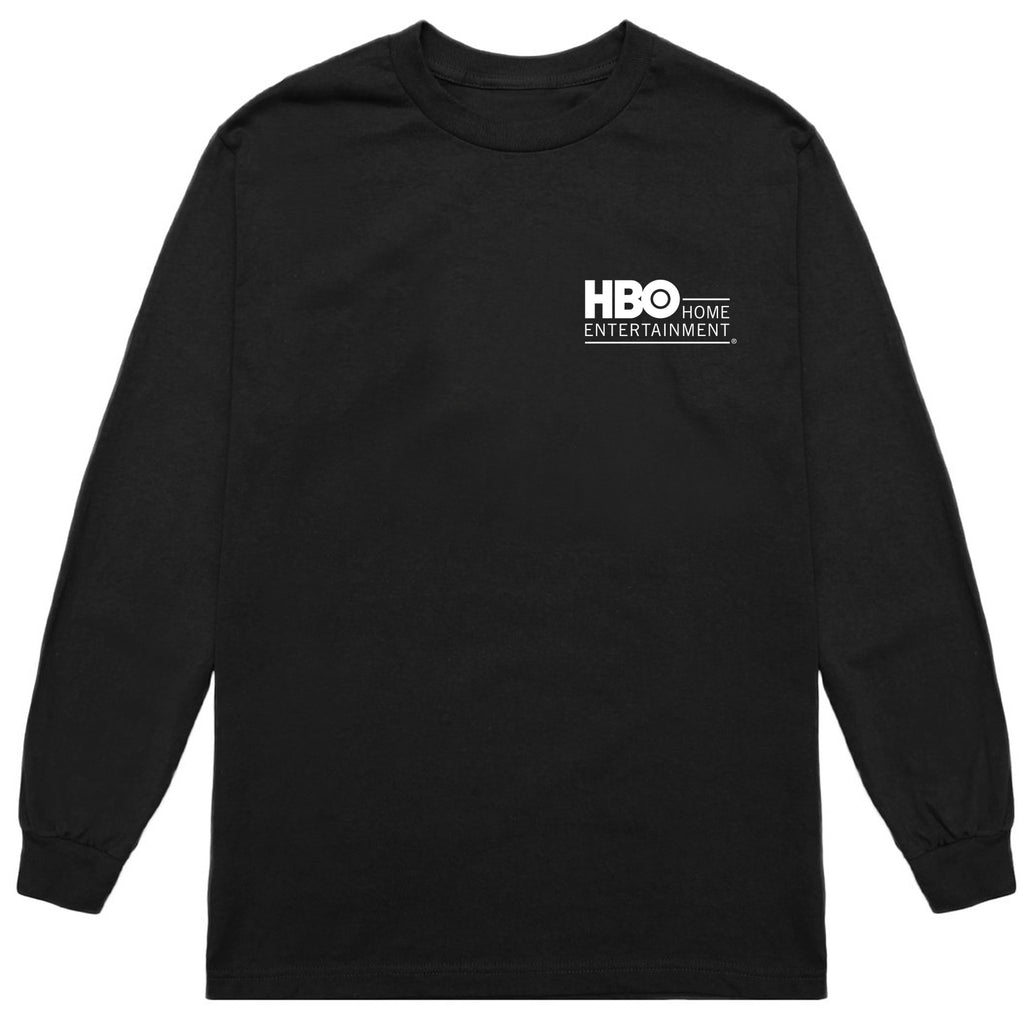 Fraser Croll - HBO Home Entertainment LS Tee - Black