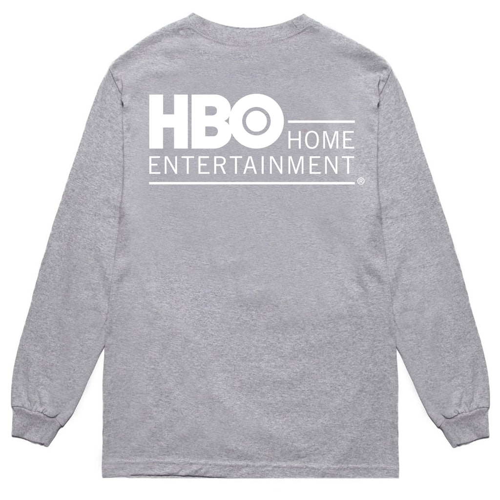 Fraser Croll - HBO Home Entertainment LS Tee - Grey