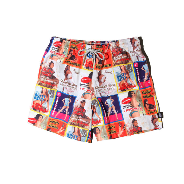 Made In Paradise - Girls Shorts