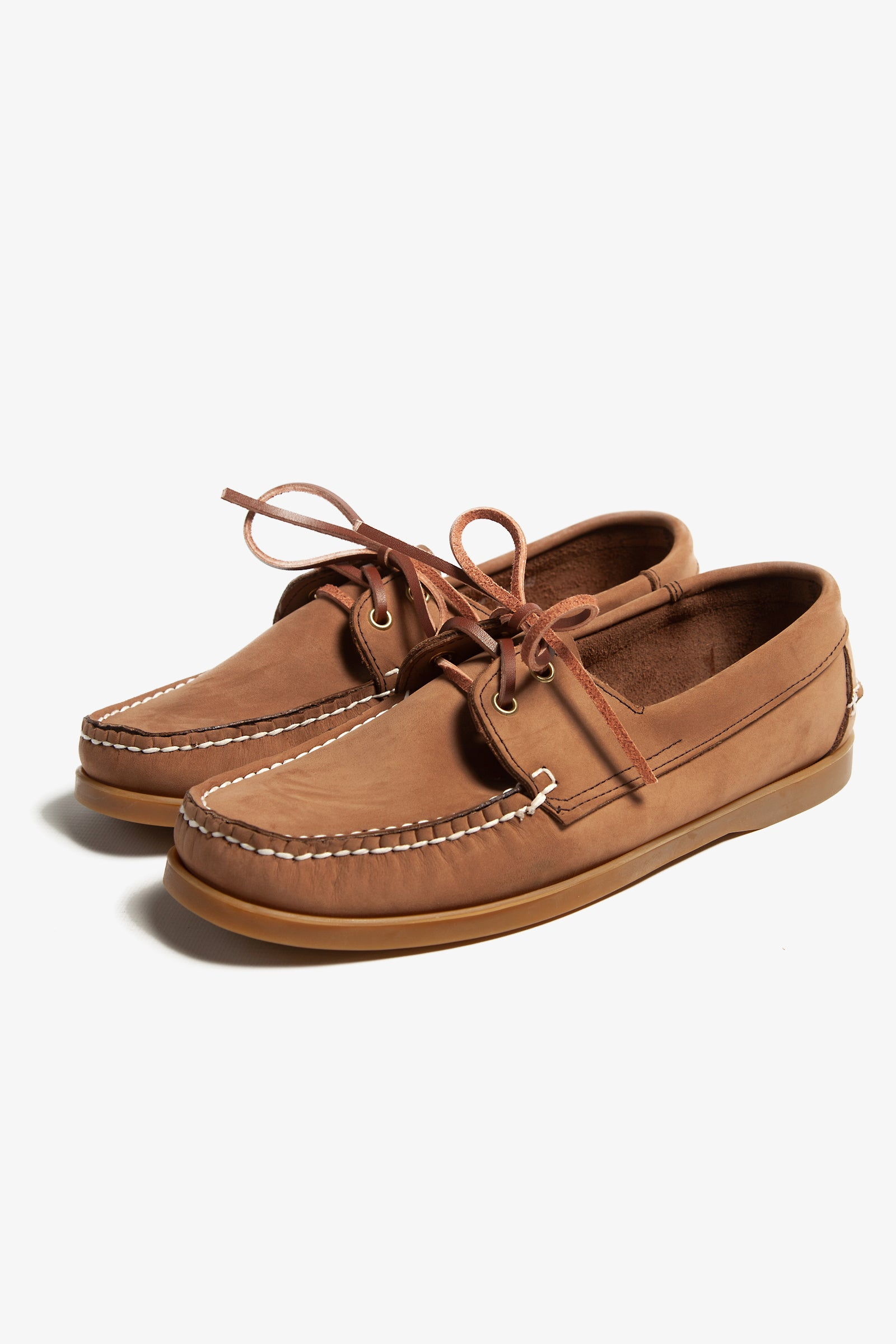 Goodcamp - Deck Loafer Shoes - Hazel