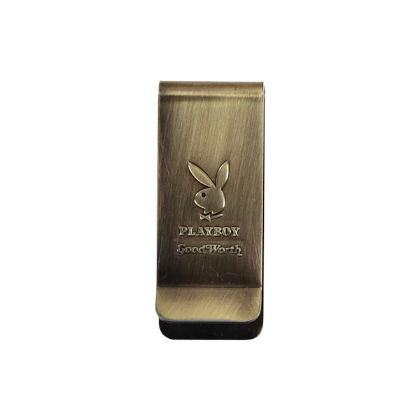 Good Worth & Co - Playboy Money Clip