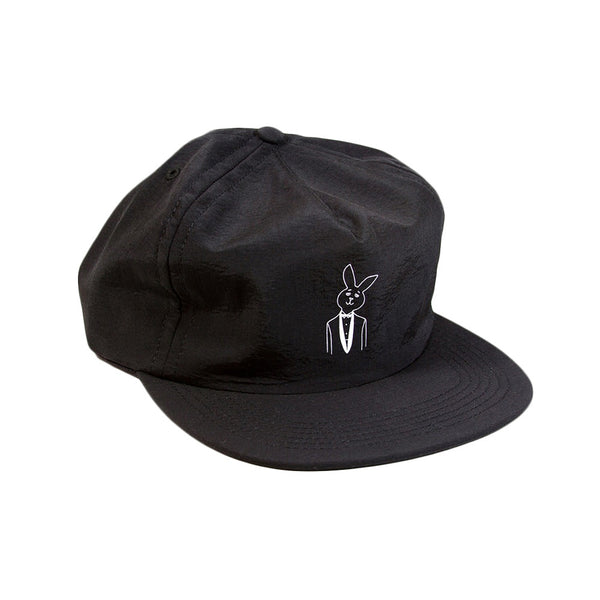 Good Worth & Co - Playboy Mr Bunny Snapback Cap - Black