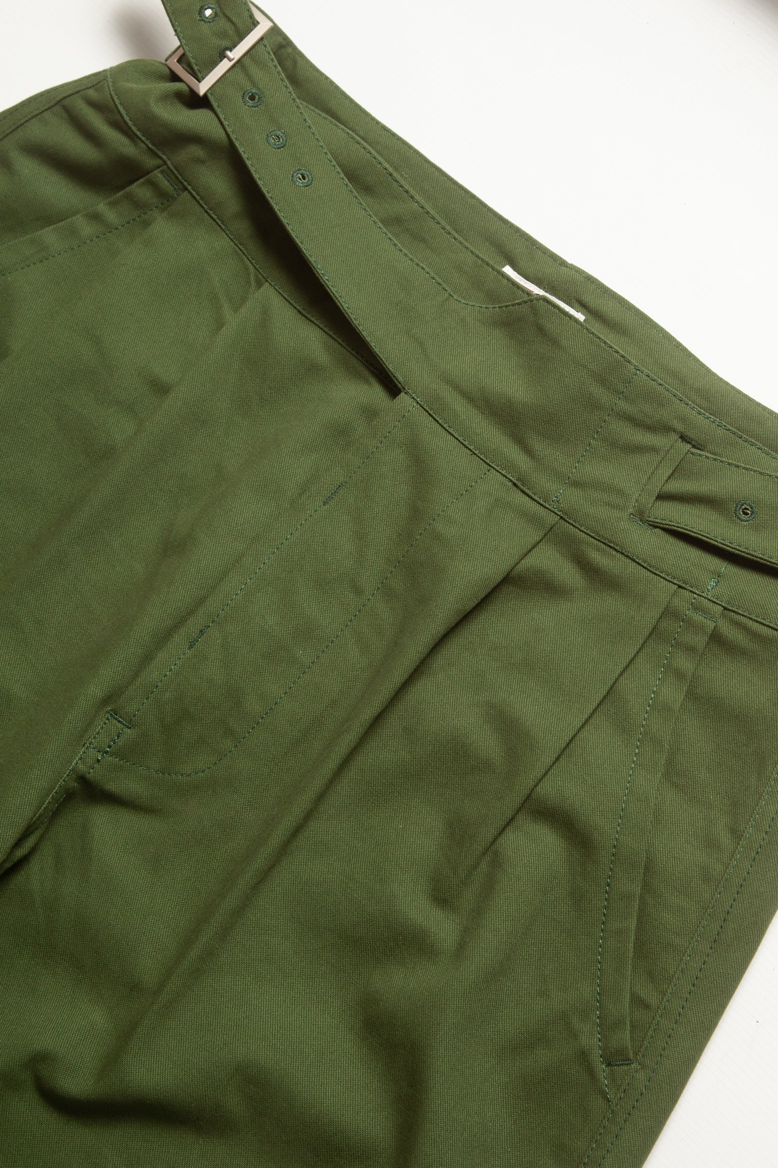 Deadstock - Gurkha Pants - Green