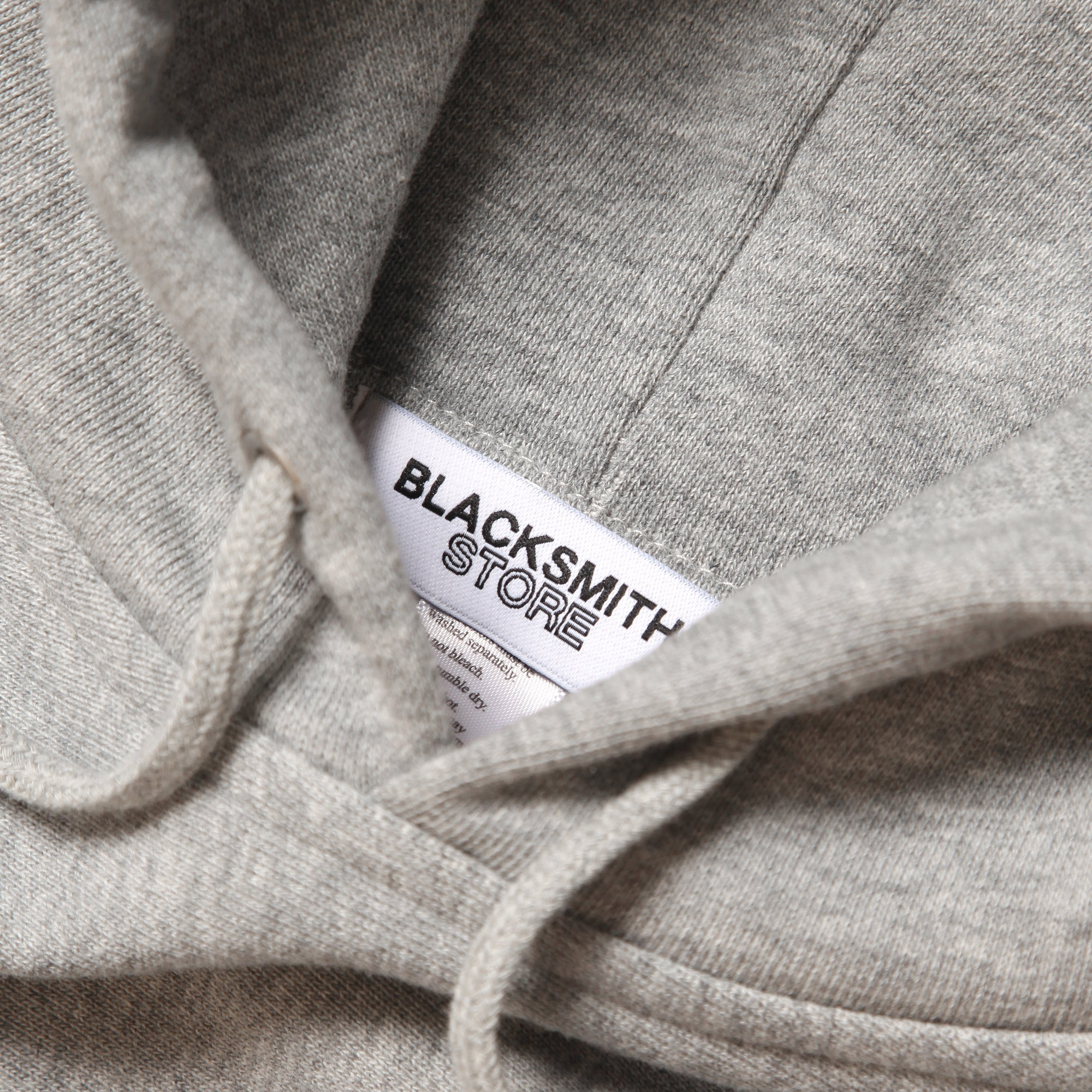 Blacksmith - Surrealist Subversion Hoodie - Grey