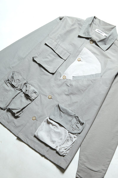Blacksmith - Technical Ripstop BDU Jacket - Pewter