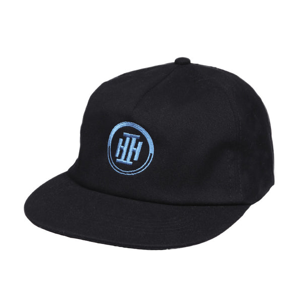 H2H X Blacksmith - 5 Panel Cap - Black