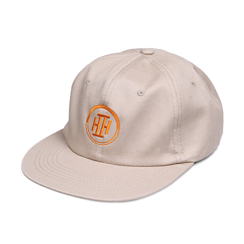 H2H X Blacksmith - 6 Panel Cap - Tan