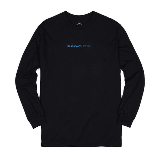 H2H X Blacksmith - ANC Long Sleeve Tee - Black
