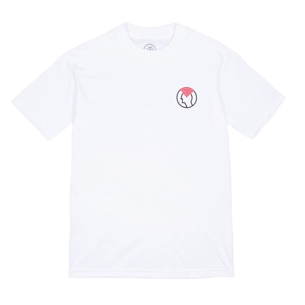 H2H X Blacksmith - Mind Tee - White