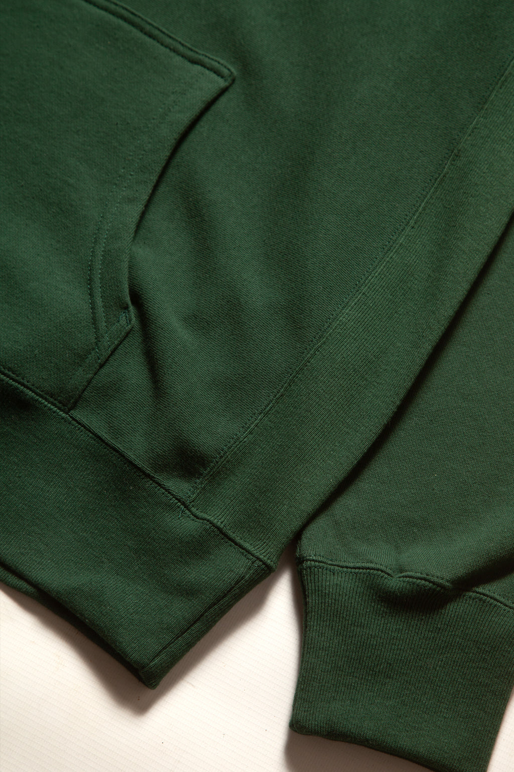 Power House - 12oz Hoodie - Forest Green