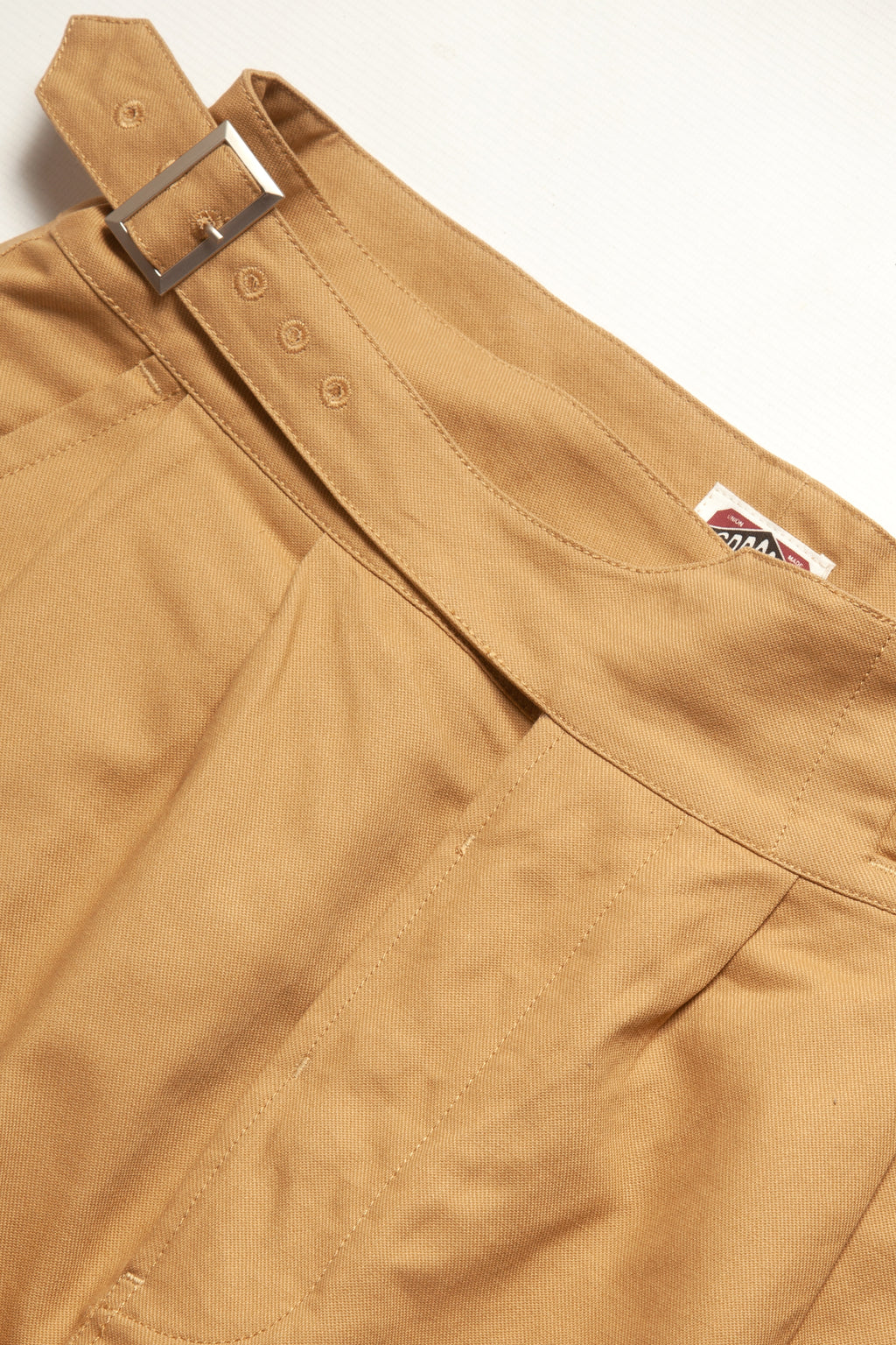 Deadstock - Gurkha Pants - Tan