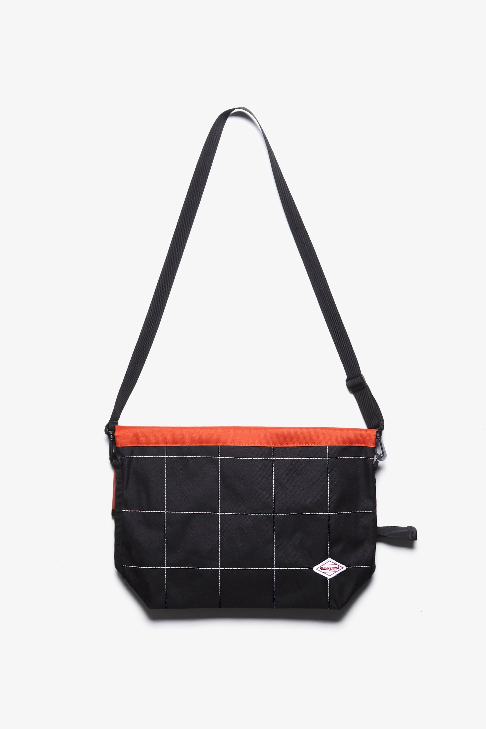 Blacksmith - 3 Way Tote - Lava/Black