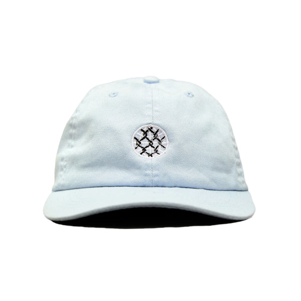 Blacksmith - Globe Strapback Cap - Light Blue