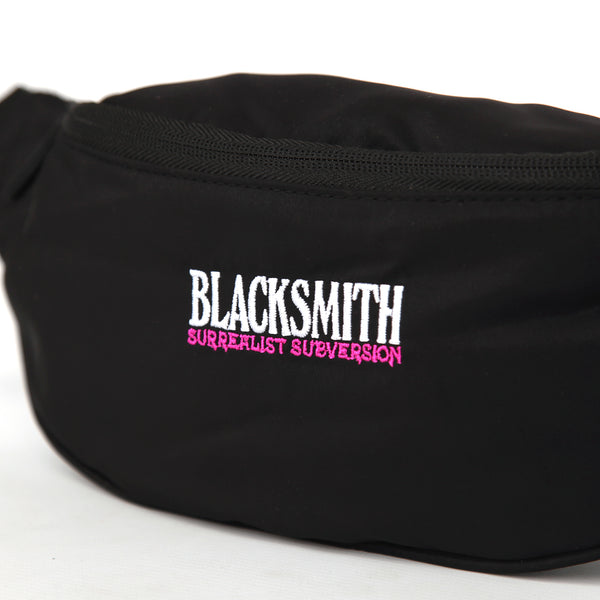 Blacksmith - Surrealist Subversion Shoulder Bag - Black