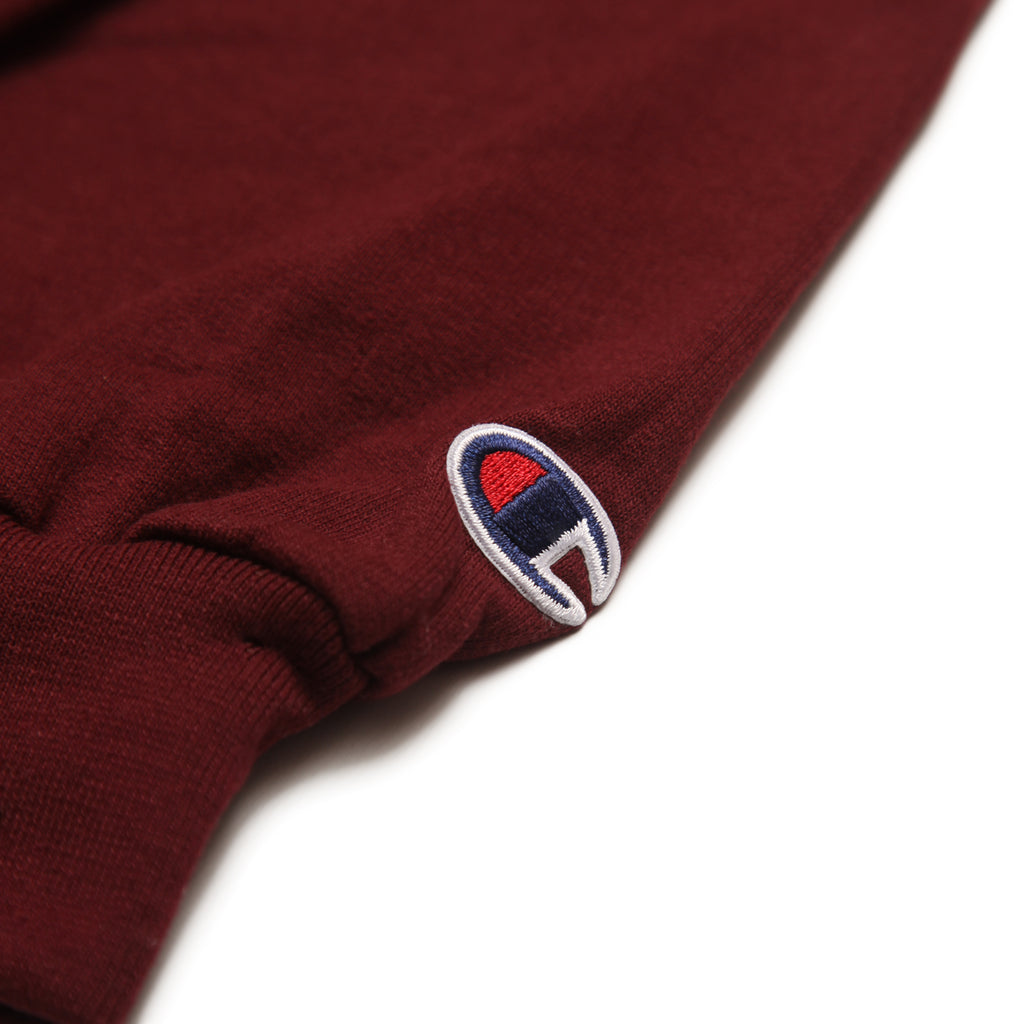 Champion - 9oz Crewneck - Burgundy