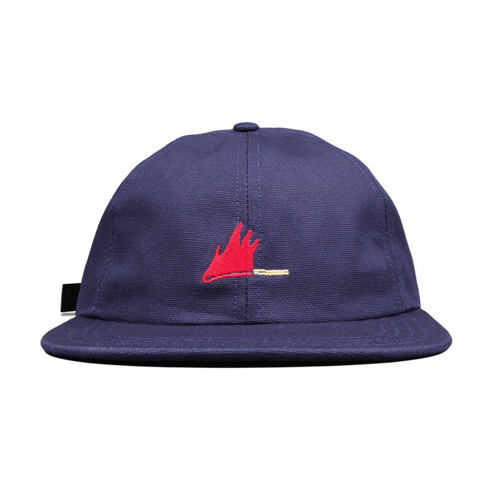 Blacksmith - Kushida Match 6 Panel Cap - Navy