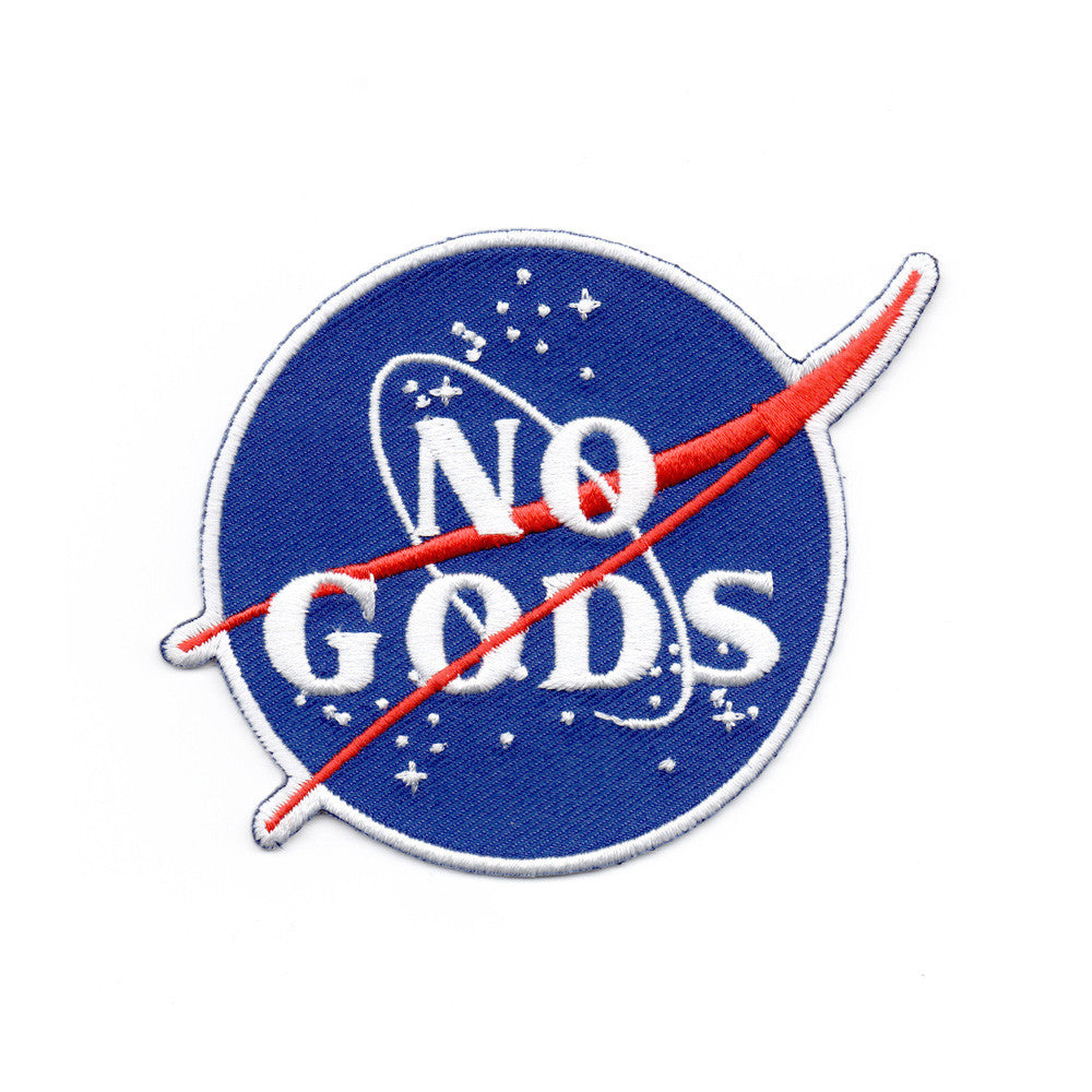 Mean Folk - No Gods Patch