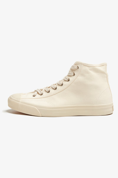 Deadstock - Military Gym Hi Trainers - Natural