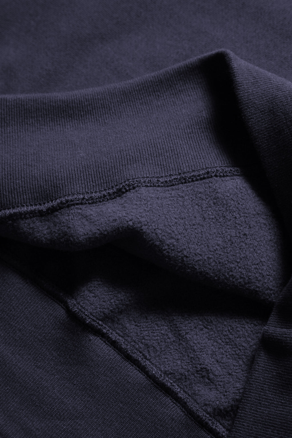 Power House - 12oz Crewneck - Navy Blue